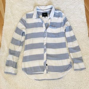 Rails Revolve Soft Button Shirt XS